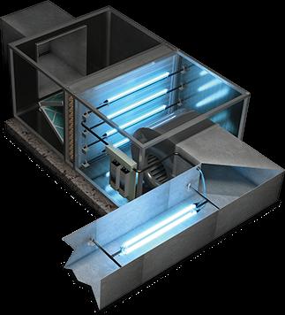 Commercial HVAC - Fresh-Aire UV